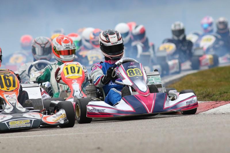 Belgian ASAF Karting Series - Trophée du Printemps 2015