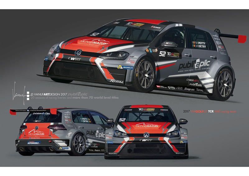 TCR Benelux - #52 - Potty-Detry - WRT-L
